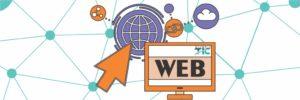 que significa web